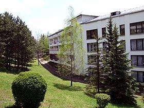 Старейшая здравница пятигорского курорта - санаторий имени М.Ю.Лермонтова